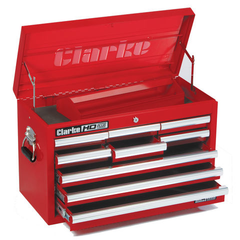 Image of Clarke Clarke CBB209B HD Plus 9 Drawer Tool Chest