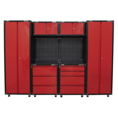 Image of Sealey Modular System Sealey APMS80COMBO2 American Pro Storage System Combo