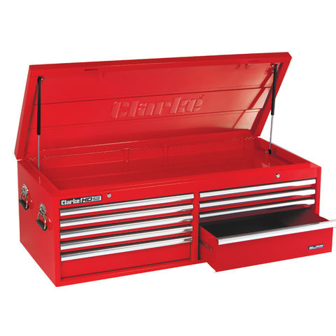 Image of Clarke Clarke CBB231B Extra Large HD Plus 9 Drawer Tool Chest