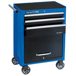 Clarke CBI130B HD Plus 3 Drawer Tool Cabinet (Blue Line)