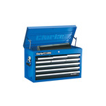 Clarke CBI190B HD Plus 9 Drawer Tool Chest (Blue Line)