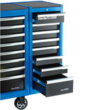 Clarke SL41BBB 8 Drawer Side Locker