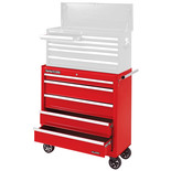 Clarke CBB315 Large Heavy Duty 5 Drawer Mobile Tool Cabinet