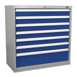Sealey API9007 Premier Industrial 7 Drawer Cabinet