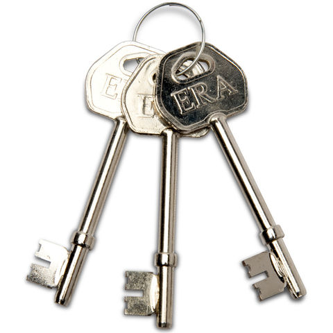 Image of Armorgard Armorgard Replacement Deadlock Key For Armorgard Products (3 Keys)