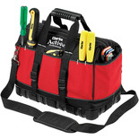 "Clarke CHT780 16"" Tool Bag With Rubber Waterproof Base"