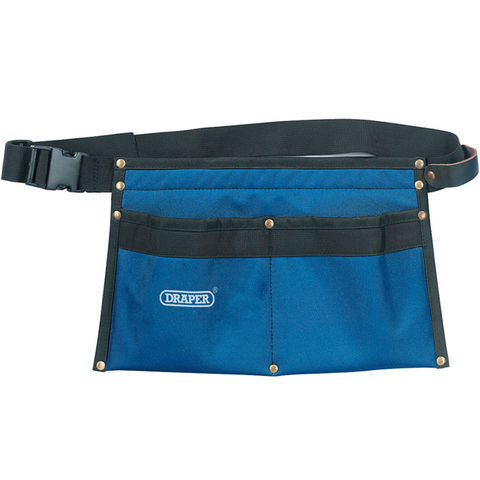 Draper Draper 03069 Heavy Duty Double Pocket Nail Pouch