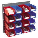 Topstore 16 Bin Storage Kit 547 x 438mm