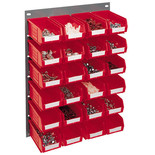 Topstore 24 Bin Storage Kit 457 x 641mm