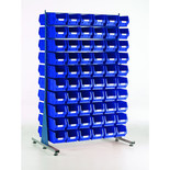 Topstore MDS1.5 Spacemaster TC Double Sided Bin Kit 120 x TC3 Blue 011526C