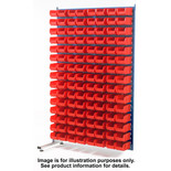 Topstore MDA1.5 Spacemaster TC Double Sided Bin Kit Adda 120 x TC3 Red 011527B