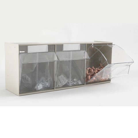 Image of Machine Mart Xtra Barton Topstore Clearbox No.3 - Pack of 5