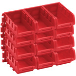 Clarke CHT889 12 Bin Wall Storage Kit