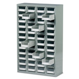 Barton Topdrawer Cabinet - 48 Drawers without Doors