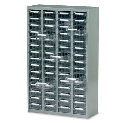Image of Barton Storage Barton Topdrawer Cabinet - 60 Drawers