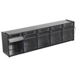 Sealey APDC5 5 Bin Stackable Cabinet