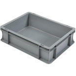 Barton E4312-11/5 10L Euro Container Grey (5 Pack)
