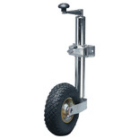 Streetwize SWTT99 48mm Pneumatic Jockey Wheel with Clamp