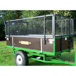 SCH HTRLX Mesh Trailer Side Extension Pack