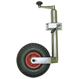 Maypole 48mm Pneumatic Jockey Wheel and Clamp MP437