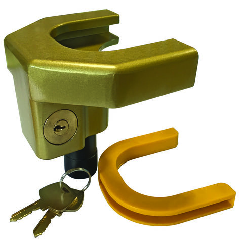 Image of Streetwize Streetwize 50mm Easy Fit Coupling Lock