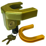 Streetwize 50mm Easy Fit Coupling Lock