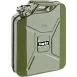 Clarke JC20LUN 20L UN approved Jerry Can (Green)
