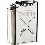 Clarke JCSS20 20 Litre Stainless Steel Jerry Can