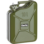 Clarke FC10LG 10 Litre Fuel Can (Green)