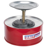 Sealey 1ltr Plunger Can