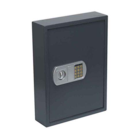 Image of Sealey Sealey SEKC100 Electronic Cabinet 100 Key Capacity