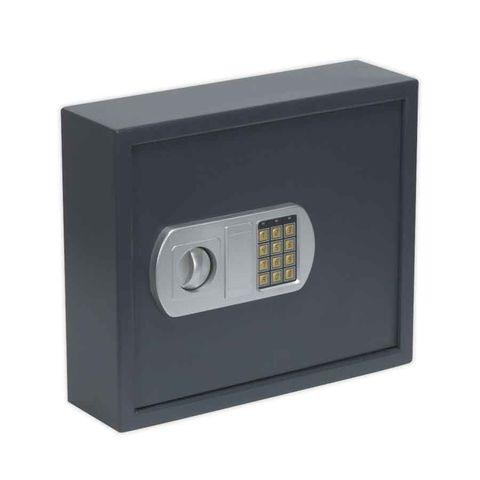 Image of Sealey Sealey SEKC50 Electronic Cabinet 50 Key Capacity