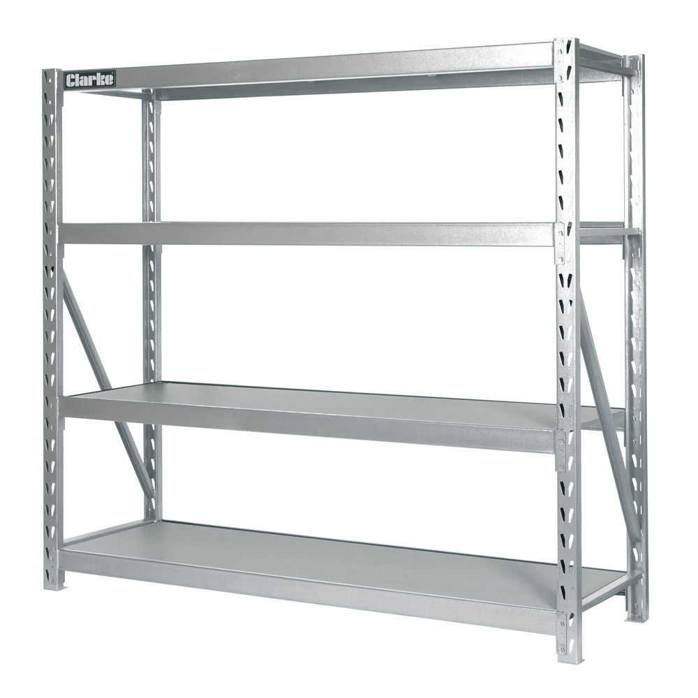 Garage Shelving, Boltless Shelving, Tool Racks - Machine Mart