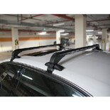 Streetwize SWRB8 Roof Bars for 4 Door Vehicles Without Roof Rails