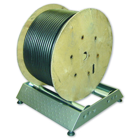 Image of Machine Mart Xtra Barton Storage 017435 Floor Mounted Cable Reel Stand