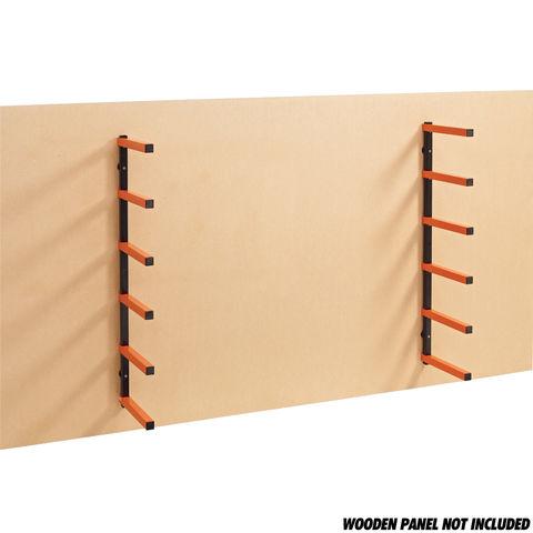 Image of Clarke Clarke CWMWR1 Wall Mounted Rack
