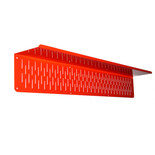 Storbord 110 SB100-S Hook Red Wall Storage Shelf Panel