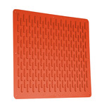 Storbord Red SB200 189 Hook Wall Storage Panel