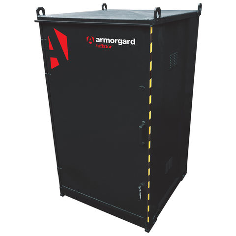 Image of Machine Mart Xtra Armorgard TS1.2 TuffStor High Security Walk-In Storage Unit