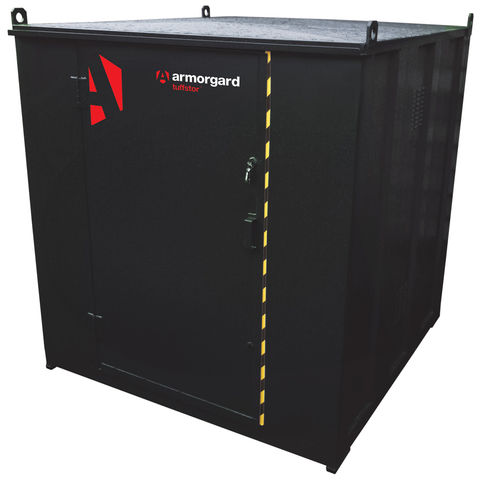 Image of Machine Mart Xtra Armorgard TS2.0 TuffStor High Security Walk-In Storage Unit