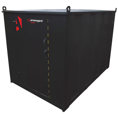 Image of Machine Mart Xtra Armorgard TS3.0 TuffStor High Security Walk-In Storage Unit