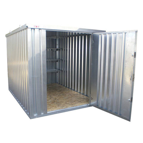 Image of Machine Mart Xtra Armorgard TS2.0M TuffStor Collapsible Medium Duty Walk-In Storage Unit