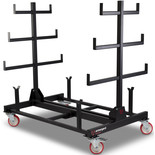 Armorgard PR1 PipeRack Heavy Duty Pipe Storage Rack