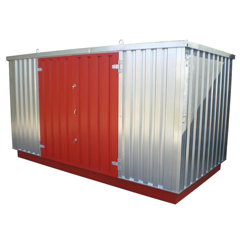 Image of Machine Mart Xtra Armorgard FlamStor FS4.0M Collapsible Walk-In Hazardous Storage Unit