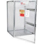 Armorgard TC1.2 TuffCage Folding One Piece Gas Cage