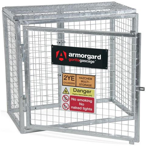 Image of Armorgard Armorgard GGC1 Gorilla Collapsible Gas Cage