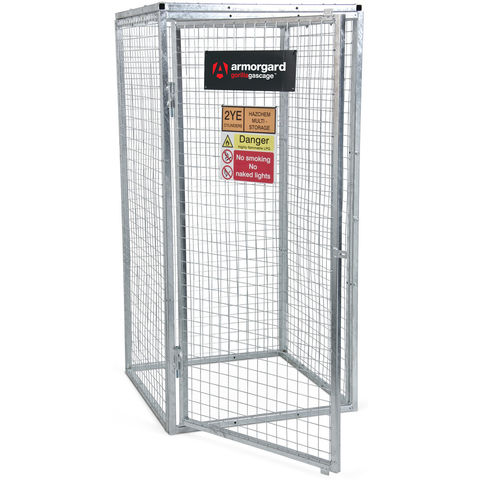 Image of Machine Mart Xtra Armorgard GGC5 Gorilla Collapsible Gas Cage
