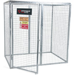 Armorgard GGC8 Gorilla Collapsible Gas Cage (1800×1200×1800mm)