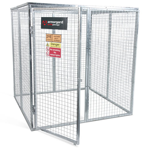 Image of Machine Mart Xtra Armorgard GGC9 Gorilla Collapsible Gas Cage