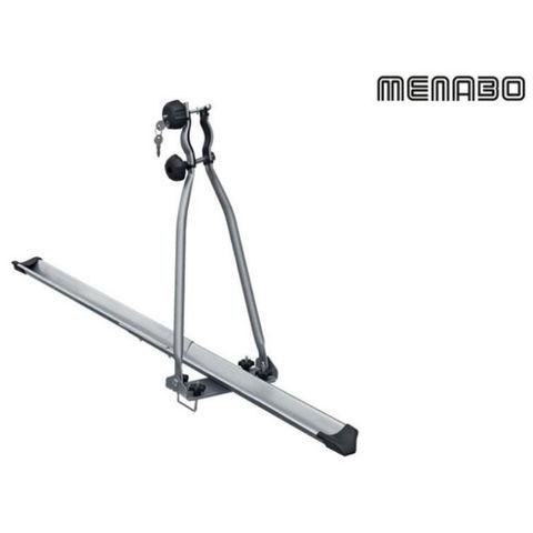 Image of Menabo Menabo Huggy Lock Lockable Roof Mounted Bike Carrier